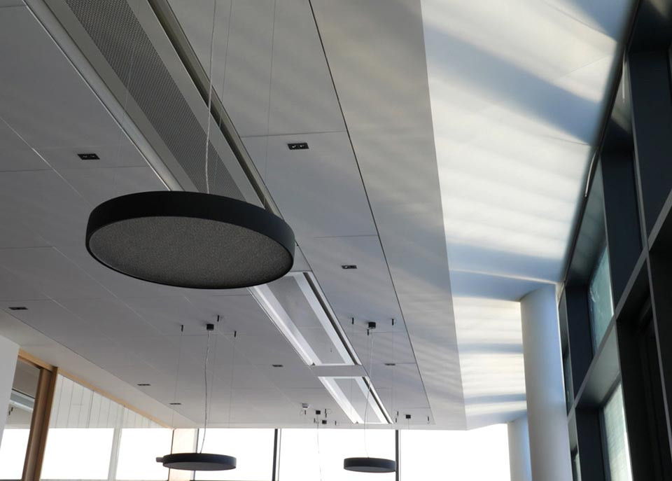 Daylighting artificiale off